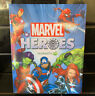 Woolworths Marvel Heroes Super Disc Collectables 2017 Full Set