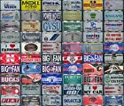 Booster / Trade / Advertising USA American License Plates - all great condition