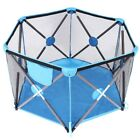 Portable Collapsible Travel Crib Tent Ball Pool Game House Children