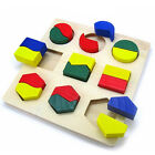 FixedPricechildren baby educational wood puzzle shape classification early learning toys