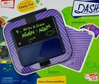 Boogie Board Dash Electronic Writing Tablet Transparent, Stylus & Activity Cards