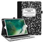 """Fintie For iPad 9.7"""" 6th 2018 5th 2017 Multi-Angle Stand Cover Case with Pocket"""
