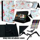 For Amazon Fire 7 (5/7/9th) HD8 (5/6/7/8th) HD10(5/7th) LEATHER STAND COVER CASE