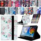 """For 7"""" 8"""" 10"""" Acer Iconia Chromebook Tab FOLIO LEATHER STAND CASE COVER"""