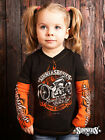 Harley Davidson Biker T-shirt with a long sleeve Born to RIDE $36.0 USD on eBay