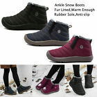 Kids Snow Boots Winter boots for Boys Girls Fur Lined Waterproof Winter Shoes