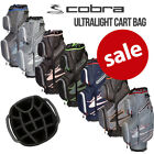 Cobra Ultralight Trolley/Cart Golf Bag - NEW! 2019 *REDUCED!* SAVE 60.00!!!!!!!