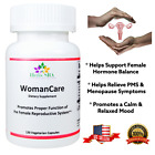 WomanCare 120 Capsules Female Hormones Balance Natural Formula. Women Health. $16.75 USD on eBay