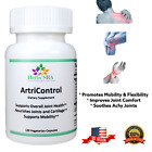 ArtriControl 120 Capsules Arthritis pain Relief, Natural Formula, Joint Recovery $14.75 USD on eBay