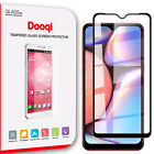 2X For Samsung Galaxy A10s Coverage Full Glue Tempered Glass Screen Protector