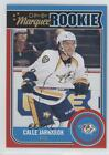 2014-15 O-Pee-Chee Wrapper Redemption Red Border #511 Calle Jarnkrok Rookie Card. rookie card picture