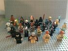 LEGO Star Wars Minifigures Lot - Jedi, Sith, Yoda, Darth Vader - You Pick!