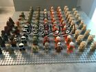 LEGO Star Wars Minifigures Lot -Rebels, Troopers, Pilots, Resistance - You Pick!