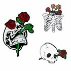 Jewelry Shirt Bag Accessories Brooch Enamel Pins Halloween Gothic Lapel Pin