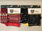 NEW 2 Pairs - PAIR OF THIEVES Super Fit Boxer Briefs + Crew Socks - S M L XL $36
