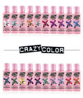 Renbow Crazy Color Semi Permanent Hair Color Cream Dye 100mL You Pick Colour NEW