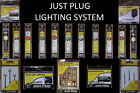 FREE SHIPPING - Just Plug Lighting System - Woodland Scenics - Choose Your Items
