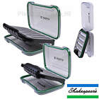 Shakespeare Sigma Fly Boxes - Double Sided Waterprooft Fly Fishing - All Sizes