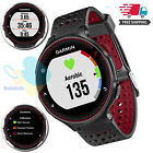 Garmin Forerunner 235GPS Running Wrist Watch Heart Rate Monitor Marsala Silicone