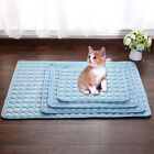 5 Sizes Pet Cooling Gel Mat Dog Cat Bed Non-Toxic Cool Dog Summer Pad Dog Bed