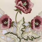 Oval Flower Table Runners Tablecloths Floral Dining Living Room Kichen Sl