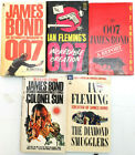 Vintage 1960s-1970s James Bond Paperback Book Collection-  Your Choice of 4 $7.99 USD on eBay