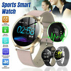 Lady Women Waterproof Smart Watch Heart Rate Pedometer Sports Gift For Phone iOS