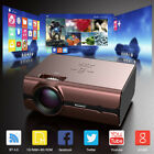 Kyпить Wireless 1080P 3D LED 4K WiFi Android6.0 Smart Home Movie Projector 8GB / Screen на еВаy.соm