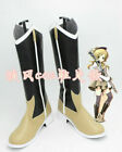 Puella Magi Madoka Magica Tomoe Mami cosplay Boots Boot Shoes Shoe