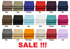 Premium™  Collection Single Fitted and Flat Sheets 2800 Count Series 18 Colors  image