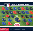 MINI MLB BASEBALL FLATBRIM HAT KEY CHAIN CAKE TOPPER  LOOK LIKE 59FIFTY CAPS on Ebay