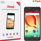 6X For Alcatel A50 A30 + Fierce/Onetouch Pixi 3/idol 5S Matte Screen Protector