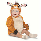 Disney Baby Bambi Doe Fawn Halloween Christmas Costume Cute Soft 12-18 mo.