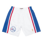 Philadelphia 76ers Hardwood Classics Throwback Swingman NBA Shorts on eBay