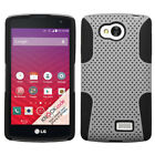 Astronoot Hard Shell + Silicone Protector Cover Case for LG Tribute LS660