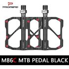 Quick Release Road Bicycle Pedal Anti-slip Ultralight Carbon Fiber 3 Bearings