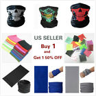 SKULL Balaclava Biker Motorcycle Helmet Neck Warm Winter Weather Sport