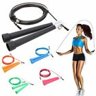 Fast Speed Handle Jump Ropes Crossfit Training Boxing Sport Exercises Adjustable image