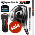 TaylorMade Golf M5 Fairway Woods Men's TENSEI Orange 65 (Inc H/Cover) - NEW!