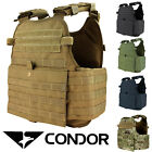 Condor Tactical MOLLE PALS Hunting Modular Operator Plate Carrier Vest MOPC