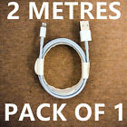 Apple iPhone 1M 2M Lightning USB Charger Cable Lead For iPhone 7 XR 5 6 8 iPad