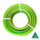 12 mm High Visibility Garden Hose: AS 2620-1, 8 Year Warranty, Lime Green 100m