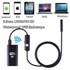 Waterproof Bore scope Endoscope Inspection Camera for Apple iPhone 11 X XS MAX 8