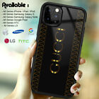 Case iPhone 6s X XR XS Guccy57RCases 11 Pro Max/Samsung Galaxy S20 S10BlackGold