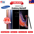 """New In Sealed 6.4""""samsung Galaxy Note 9 N960f 6g/128gb Colors 1yr Wty Free Gifts"""