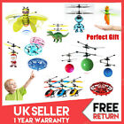 Mini Drone Smart UFO Aircraft for Kids Flying Toys RC Hand Control Xmas Gift UK