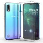 For Samsung Galaxy A01 (US Verison) Case Flexible TPU Ultra Slim Fit Phone Cover