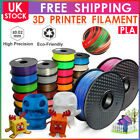 3D Printer Printing Filament 1.75mm 1KG Spool Accuracy Makerbot PLA Material