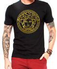 New Versace Gold logo t shirt