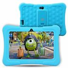 7'' Quad Core Kids Tablet  Android 5.1 Dual Cam WiFi W/ Disney App Refurbished